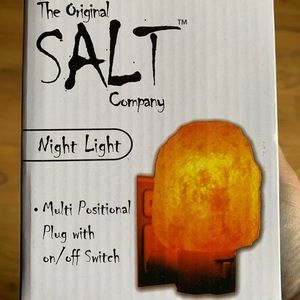 New Original Salt Company Night Light